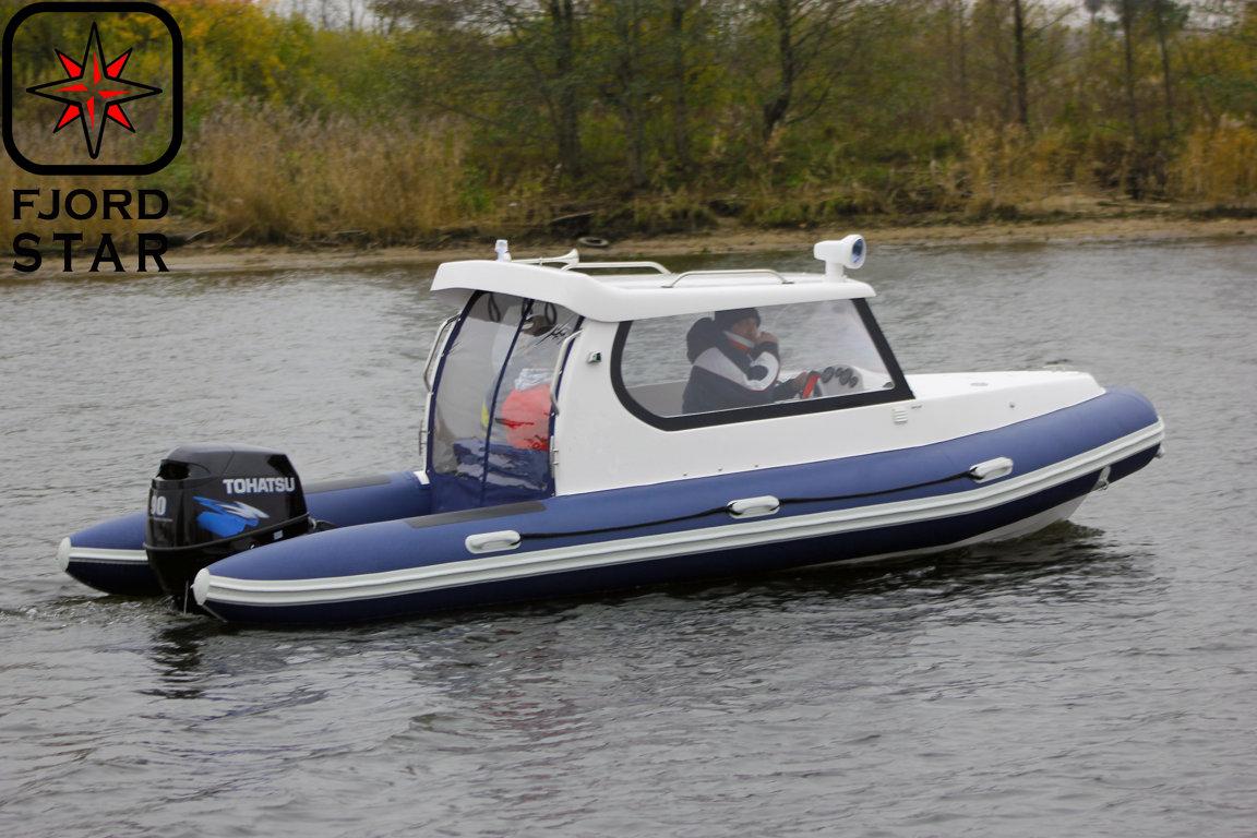 Fjordstar 580 CABIN