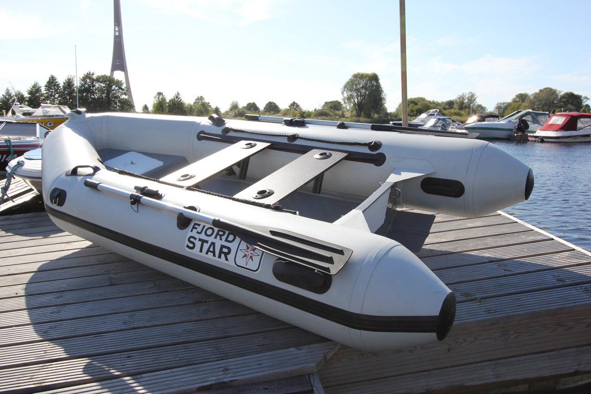 Fjordstar 325 Base