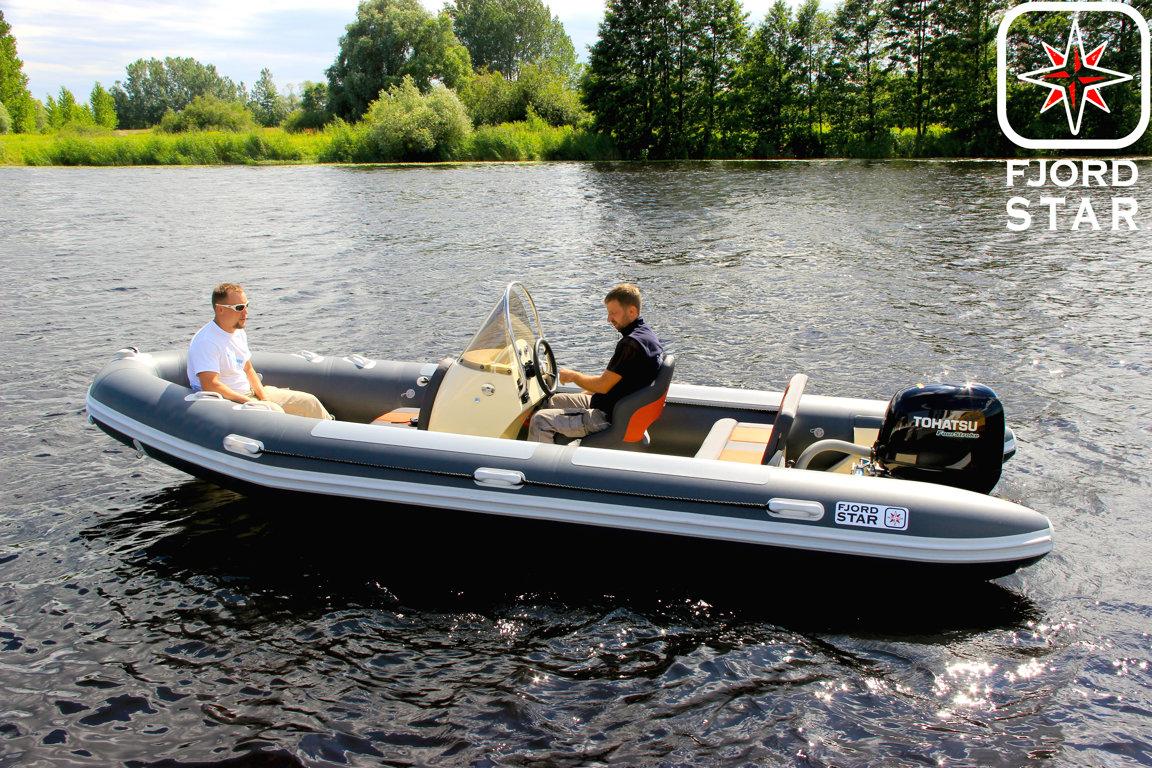 Fjordstar 580 Classic