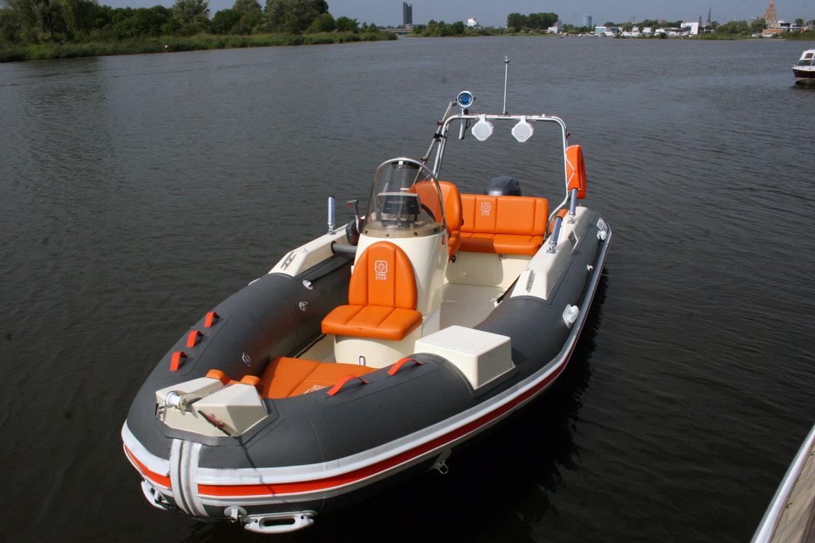 Fjordstar 590 DELUXE