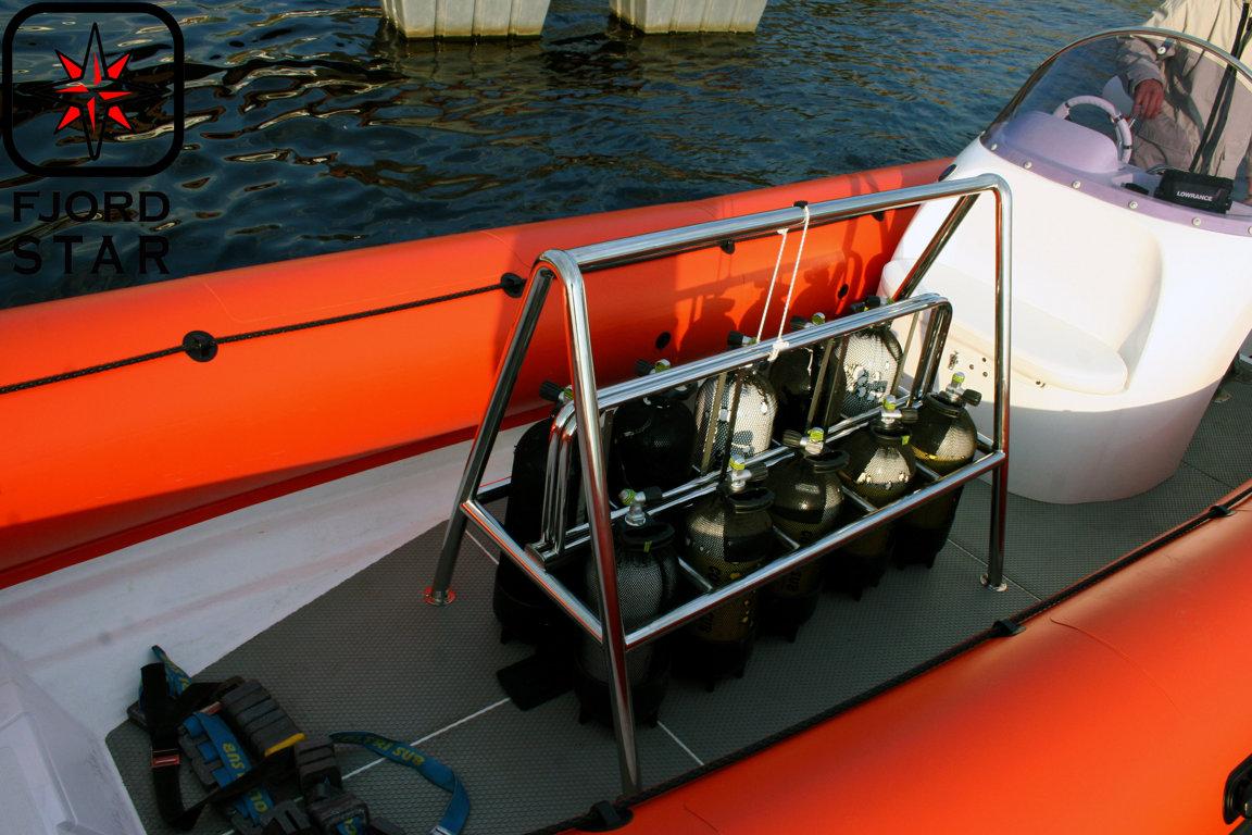 Fjordstar 750 DIVE